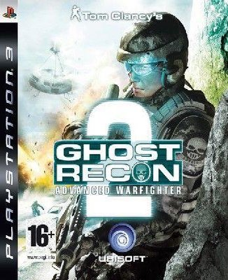TOM CLANCY'S GHOST RECON ADVANCED WARFIGHTER 2 (HASZNÁLT)