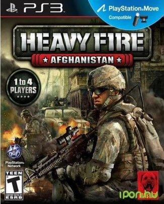 HEAVY FIRE AFGHANISTAN (HASZNÁLT)