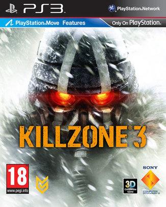 KILLZONE 3 (HASZNÁLT)