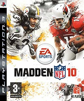 MADDEN NFL 10 (HASZNÁLT)