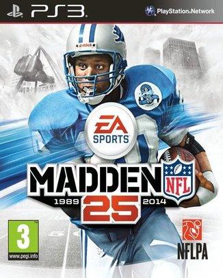 MADDEN NFL 25 (HASZNÁLT)
