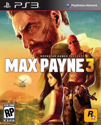 MAX PAYNE 3 (HASZNÁLT)