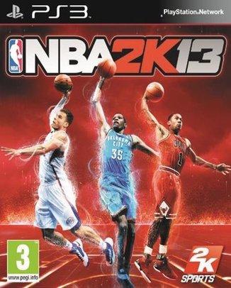 NBA 2K13 (HASZNÁLT)