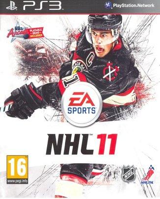 NHL 11 (HASZNÁLT)