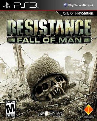 RESISTANCE FALL OF MAN (HASZNÁLT)