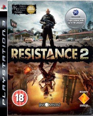 RESISTANCE 2 (HASZNÁLT)