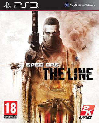 SPEC OPS: THE LINE (HASZNÁLT)