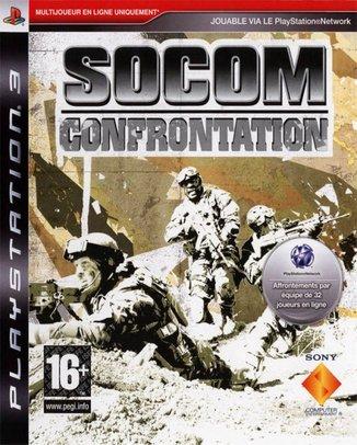 SOCOM CONFRONTATION (HASZNÁLT)