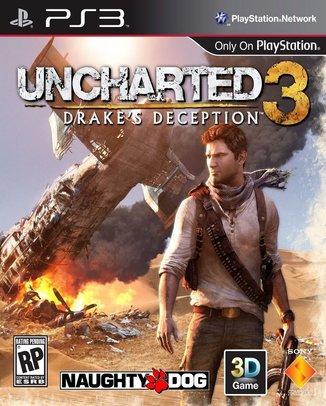 UNCHARTED 3: DRAKE'S DECEPTION (HASZNÁLT)