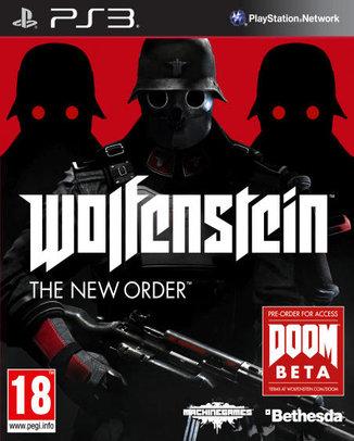 WOLFENSTEIN: THE NEW ORDER (HASZNÁLT)