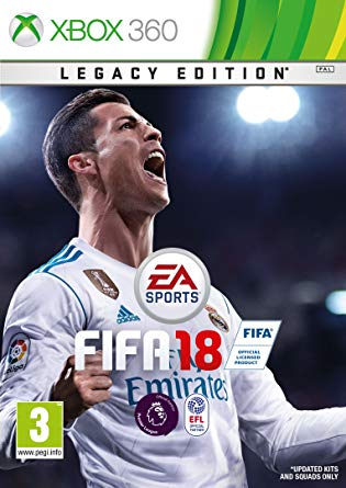 FIFA 18 (HASZNÁLT)