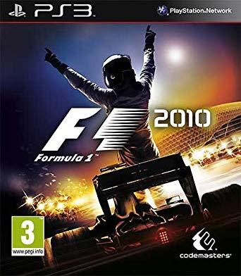 F1 2010 (HASZNÁLT) PS3