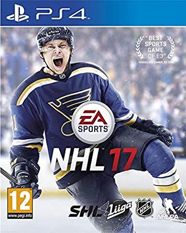 NHL 17 (HASZNÁLT) PS4