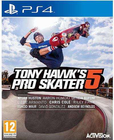 TONY-HAWK-PRO-SKATER-5-HASZNALT-PS4