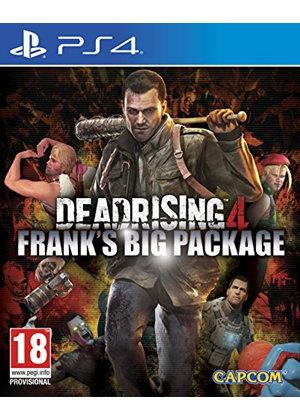 DEAD RISING 4 (HASZNÁLT) PS4