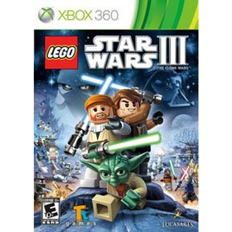 LEGO STAR WARS III THE CLONE WARS (HASZNÁLT)