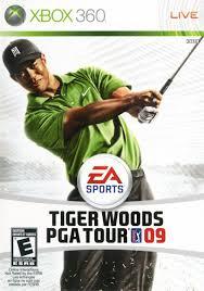 TIGER-WOODS-PGA-TOUR-09-HASZNALT