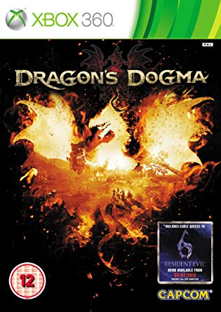 DRAGON'S DOGMA (HASZNÁLT)