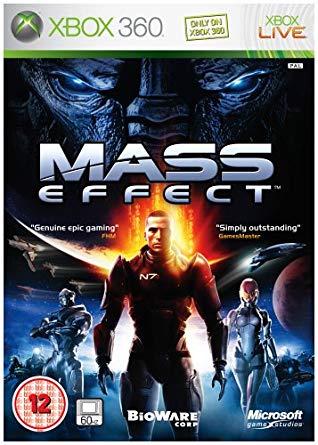 MASS EFFECT 3 (HASZNÁLT) X360
