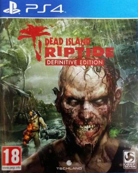 DEAD ISLAND REPTIDE (HASZNÁLT) PS4
