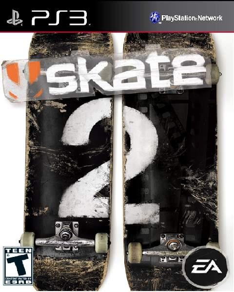 SKATE 2 (HASZNÁLT) PS3