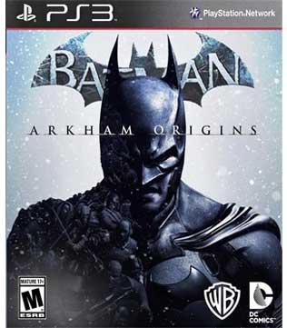 BATMAN ARKHAM ORIGINS (HASZNÁLT) PS3