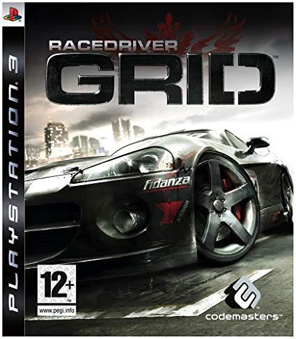 RACEDRIVER GRID (HASZNÁLT) PS3