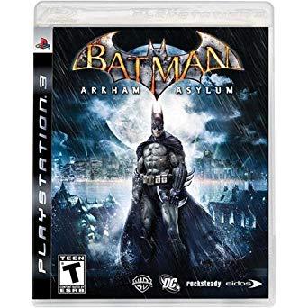 BATMAN ARKHAM ASYLUM (HASZNÁLT) PS3