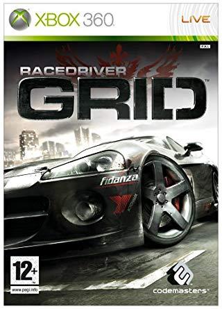 RACEDRIVER GRID (HASZNÁLT)
