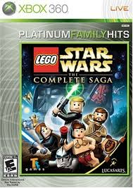 LEGO-STAR-WARS-THE-COMPLETE-SAGA-HASZNALT