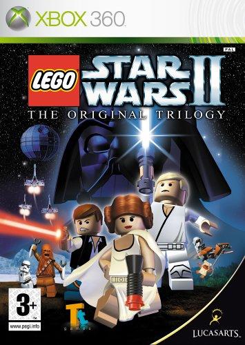 LEGO STAR WARS II THE ORIGINAL STORY (HASZNÁLT)