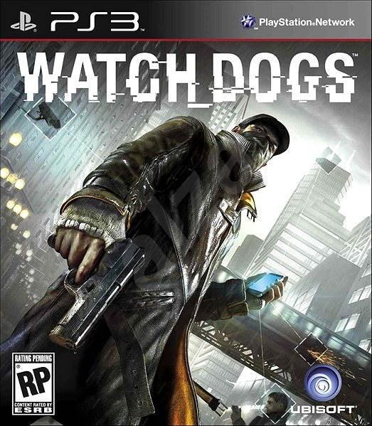 WATCH DOGS (HASZNÁLT) PS3