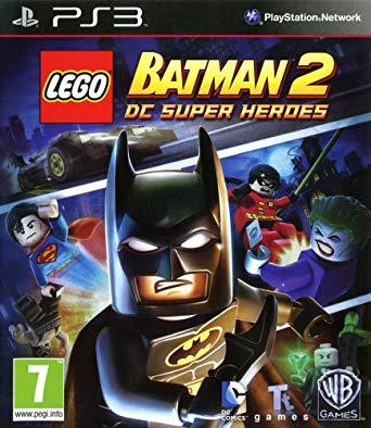 LEGO BATMAN 2 (HASZNÁLT)