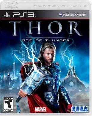 THOR-GOD-OF-THUNDER-HASZNALT-PS3