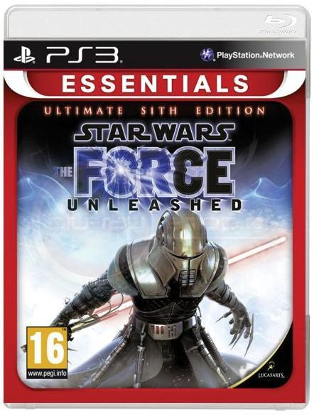STAR WARS: THE FORCE UNLEASHED (HASZNÁLT) PS3