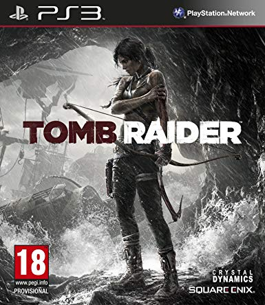 TOMB RAIDER (HASZNÁLT) PS3