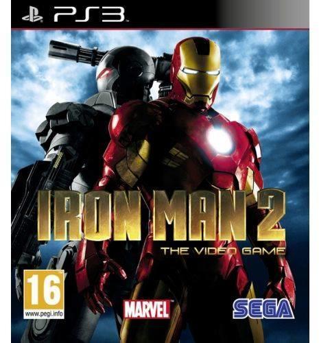 IRON MAN 2 (HASZNÁLT)