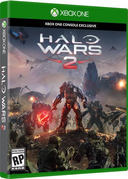 HALO WARS 2 (HASZNÁLT)