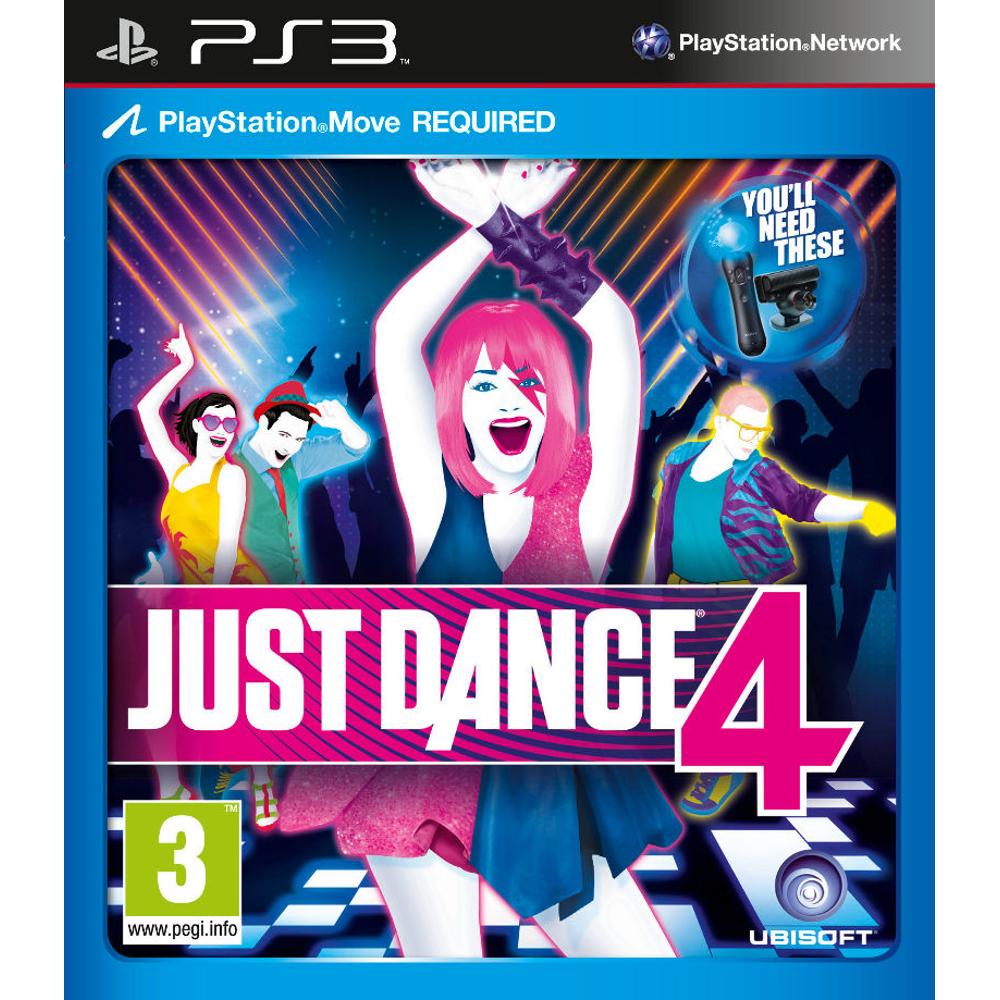 JUST DANCE 4 (HASZNÁLT)