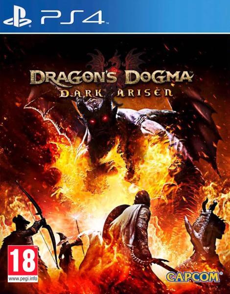 DRAGON'S DOGMA DARK ARISEN (HASZNÁLT)