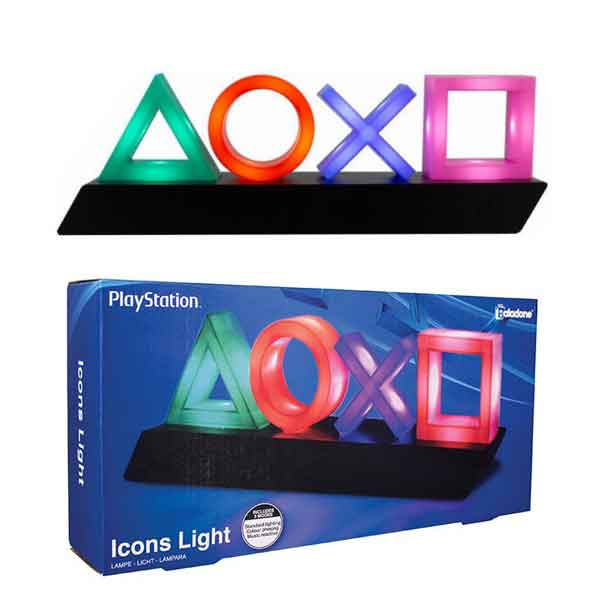 PLAYSTATION-ICON-LIGHT-LAMPA