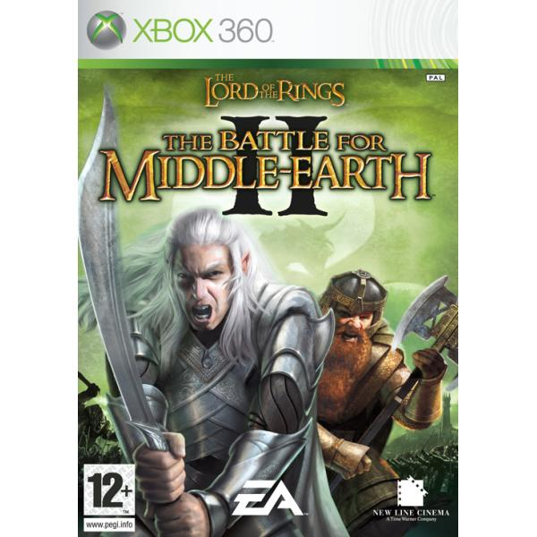 LORD OF THE RINGS THE BATTLE FOR MIDDLE-EARTH 2 (HASZNÁLT)