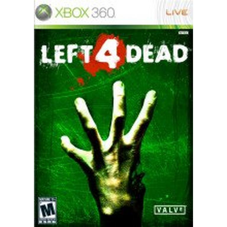 LEFT 4 DEAD  (HASZNÁLT)