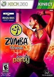 KINECT ZUMBA JOIN THE PARTY (HASZNÁLT)