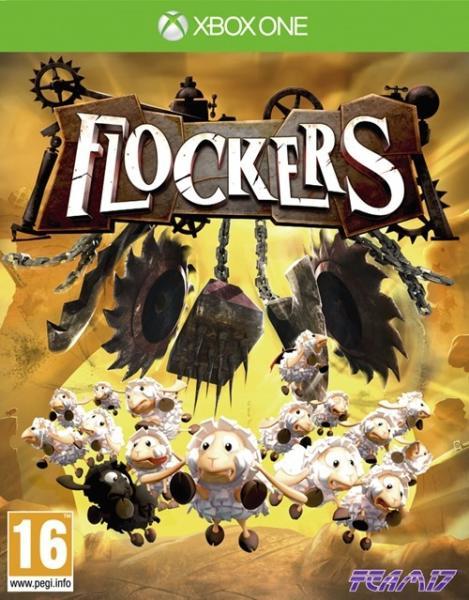 FLOCKERS (HASZNÁLT)