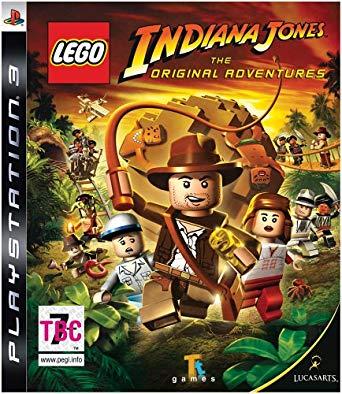 LEGO INDIANA JONES (HASZNÁLT)