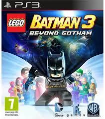 LEGO BATMAN 3  BEYOND GOTHAM (HASZNÁLT)