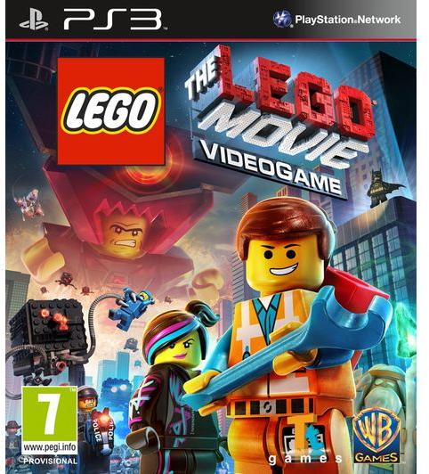 LEGO THE MOVIE VIDEOGAME (HASZNÁLT)