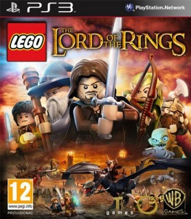 LEGO LORD OF THE RINGS (HAZSNÁLT)