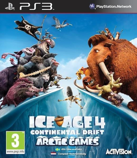 ICE AGE 4 (HASZNÁLT)